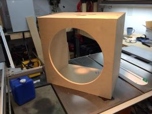 Mirror Box Assembled